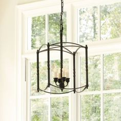 Shop beautiful light fixtures and chandeliers for your home at Ballard Designs. Discover stylish light fixtures for lighting your life inside, outside and all living spaces between! Bronze Chandelier, Chandelier Pendant Lights, Chandelier Ideas, Lantern Pendant, Kitchen Lighting Over Table, Foyer Lighting, Lighting Ideas, Large Chandeliers, Foyer Decorating