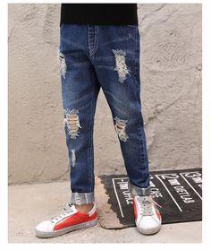 296e0754eea F166310  2017 Latest Fashion Top Design Euramerican Fashion Broken Boys  Jeans Kids Pants China Wholesale - Buy Fashion Nova Clothing