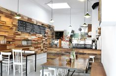 Slowpoke Espresso Bar Cafe designed from all... - They