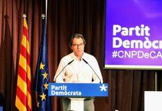 El president del PDeCAT, Artur Mas, afirma que, més enllà de les campanyes pel 'Sí' i pel 'No', d'aquí a l'1 d'octubre també hi haurà una campanya de la por, la qual s'ha de fer front amb la campanya de la il·lusió. Ho ha dit en la seva intervenció en el Consell Nacional del partit, que ha coincidit amb la Convenció Municipalista que se celebra aquest cap de setmana a Lloret de Mar. L'expresident de la Generalitat ha demanat als representants del Consell i ...