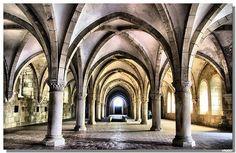 Monastery of Alcobaça - Dormitory