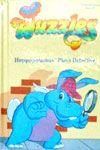 "Hasbro ""Wuzzles"" Hoppopotamus Plays Detective companion storybook (this came with the Hoppopotamus plush)"