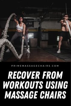 Workout Recovery is extremely important if you want stay healthy and fit. In this article, we will show you how you can recover from your workouts using massage chairs. Click through to learn more.