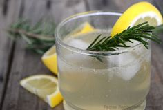When making this soda, feel free to experiment with other favorite garden herbs, such as basil or lemon verbena.