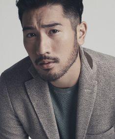 Godfrey Gao Asian Male Model, Male Models, Godfrey Gao, Hot Asian Men, Classy Men, Asian Hair, Fashion Poses, Male Fashion, Korean Men