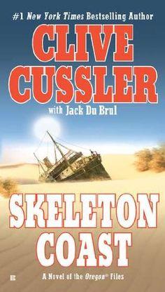 Skeleton Coast (2006) (Oregon Files # 4) - Clive Cussler + Jack Du Brul