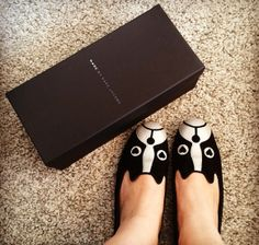 the cutest marc by marc jacobs flats