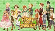 Bildergebnis für Story of Seasons: Trio of Towns Nintendo 3DS italiano