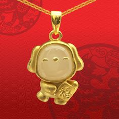 Product categories Chinese New Year Gift Ideas - Lao Feng Xiang Jewelry Canada Jewelry Canada, Chinese New Year Gifts, Dog Jewelry, Dog Years, Laos, Pocket Watch, Pendant Necklace, Gift Ideas, Christmas Ornaments