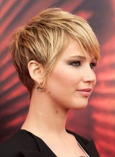 Layered Pixie Hair Styles