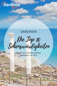Sightseeing in Sardinia: the top 10 sights. Travel tips: what to see! honeymoon destinations to go … Popular Honeymoon Destinations, Honeymoon Places, Travel Destinations, Camping Places, Camping Life, Bus Travel, Travel Tips, Travel Ideas, Ludington State Park