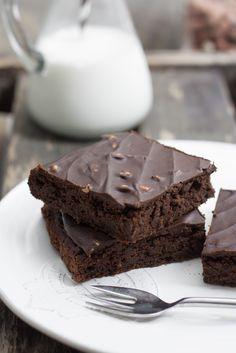 Brownie chocolat, cacahuète carotte (sans matière grasse ajoutée)
