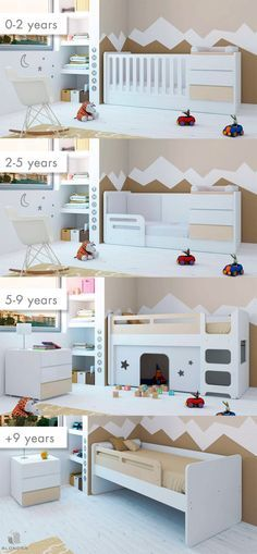 Cama-Cuna Dubai | Home: CAMA CUNA | Pinterest | Babies, Bb and Room