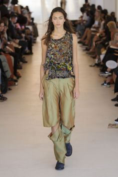 ECKHAUS LATTA The Best Looks From New York Fashion Week Spring/Summer 2016  - ELLE.com