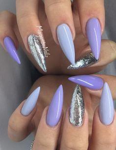 @vetro_usa ✨#stilettonails #gelnails #nails