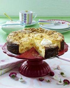 Das Rezept für Fruchtiger Käsekuchen und weitere kostenlose Rezepte auf LECKER.de