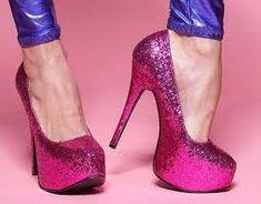 Sapatos Rosa Pink 5 Fotos de Sapatos Rosa Pink