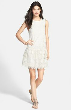 hanalei lace dress / ella moss