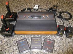 80s toys - Atari