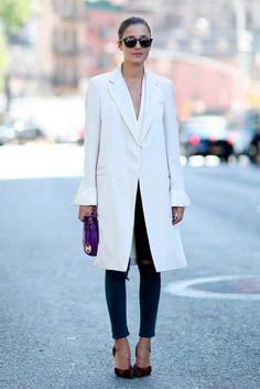 More New York Fashon Week Street Style: s/s 2015   Fashion, Trends, Beauty Tips & Celebrity Style Magazine   ELLE UK