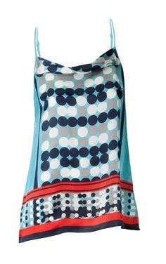 Spot On Tunic - Tops, Tees, Tanks & Camis - CAbi Spring 2013 Collection