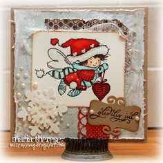 Sugar Nellie card by me