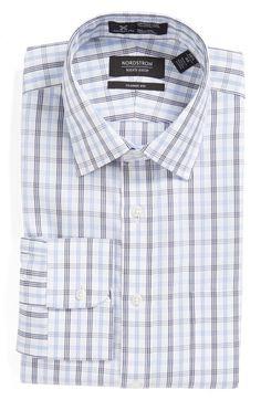 Any Nordstrom Men's Shop Smartcare™ Classic Fit - Size 16.5 / 32