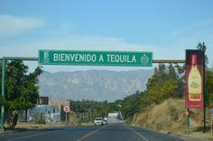 Bienvenido a Tequila Pueblo Magico Jalisco Mexico