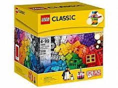 LEGO Classic 10695 Creative Box (580 pcs)