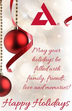 from the American Diabetes Association Minnesota! May your holiday season be filled with joy!