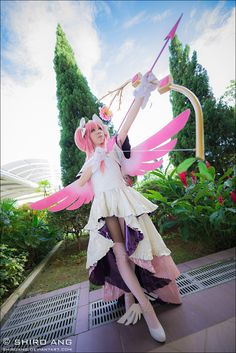 Cosfest 2013 - Madoka Magica by *shiroang on deviantART