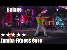 """▶ """"Balans"""" - Zumba ... Marian does this one fairly often, so does MZL, and Nina's done it a time or two"""