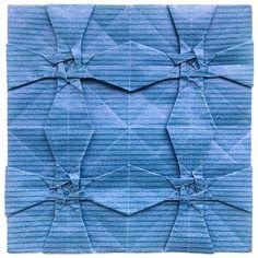 Camelia planar star Tessellated (Riccardo Foschi) by Riccardo Foschi