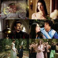 """analyzingoreos:    Endless List of Favorite Movies -Ella Enchanted    """"That wasn't an order, you know.""""  """"I know."""""""