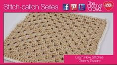 How to Crochet Granny Squares