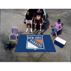 New York Rangers NHL 5x8 Ulti-Mat (60x96)