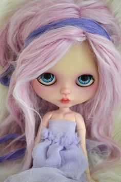 Josephine Custom Blythe Doll by AnythingForTheGirl on Etsy