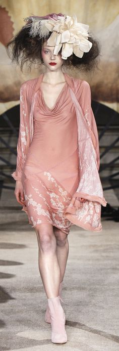 Elisa Palomino, Autumn/Winter 2010, Ready to Wear
