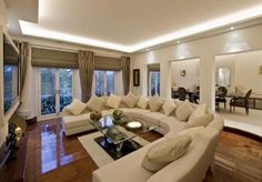 Decorating a large living room decorating large living room design with regard to inviting home brilliant . decorating a large living room Apartment Interior Design, Bedroom Apartment, Home Interior, Living Room Interior, Apartment Living, Living Room Furniture, Living Room Decor, Dining Room, Interior Paint