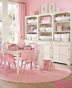 Love, love, love it!  It looks like it would be Barbie's kitchen! lol