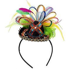 Arrow Through Head Accessory Joke Prop Headband Cowboy Indian Gag Halloween NEW