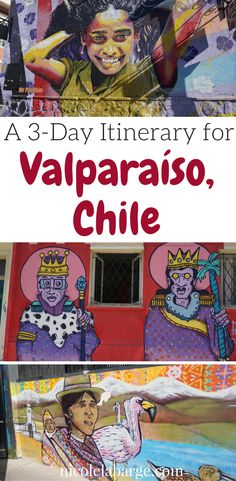 Looking for things to do in Valparaiso, Chile?  Check out this list of things to do and what to see in #Valparaiso #Chile.  A great day trip from #santiago