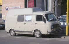 Fiat 238E van camper conversion Padova f | Flickr - Photo Sharing!