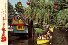 Storytown Lake George NY.....great childhood memories created there!