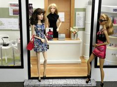 1:6 scale Nail Studio & Spa | Flickr - Photo Sharing!