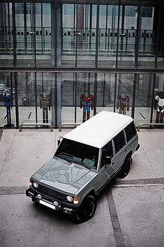 Original Classic Tweed Grey : 네이버 블로그 Mitsubishi Pickup, Mitsubishi Shogun, Mitsubishi Galant, Mitsubishi Pajero, Mk1, Montero 4x4, Pajero Off Road, Dodge, Honda Civic Sedan
