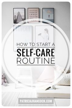 The easy way to start a routine that won't cost anything extra. These steps will set you on a path to healthy, lifelong habits to better take care of yourself. // Patricia J Hancock Mental Training, Self Care Activities, Health Activities, Health Resources, Time Activities, Spa Water, Self Care Routine, Self Development, Personal Development