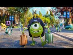 [FILME COMPLETO] Universidade Monstros 2013 - Filme Completo Dublado - YouTube