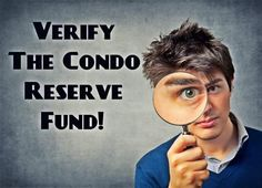 The Best Tips For Buying a Condo Like Checking Financial Including Verifying The Condo Reserve: http://www.maxrealestateexposure.com/tips-for-buying-a-condo/  #realestate