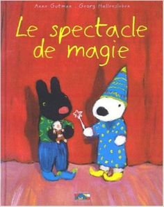 Gaspard et Lisa : Le spectacle de magie: 9782012247086: Amazon.com: Books